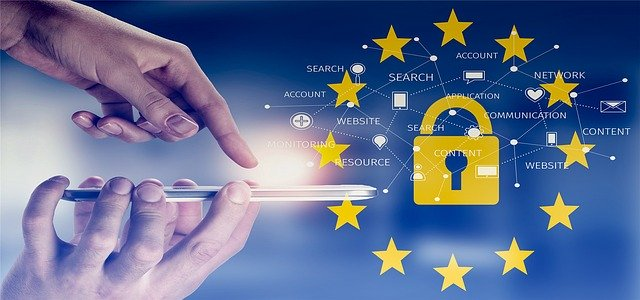 GDPR Guidelines for professionals ('campaign' name)